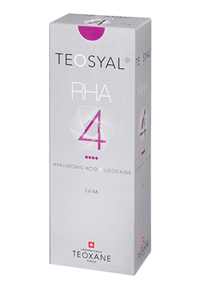 Buy Teosyal RHA 4 2x1.2ml