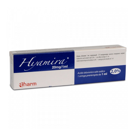 Hyamira 20mg/1ml Wholesale