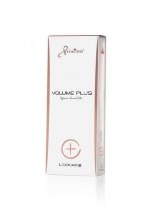 Princess Volume Plus Lidocaine 1ml